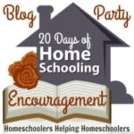 20 Days of Home Schooling